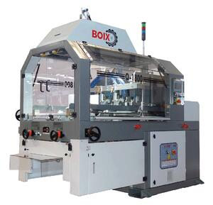 Q-1800 tray forming machine for small trays and boxes