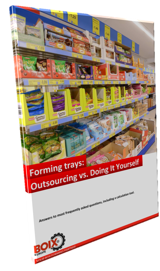 Whitepaper Forming trays outsourcing versus doing it yourself